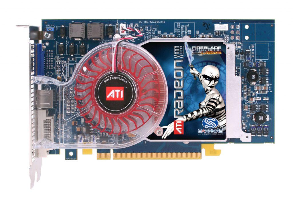 Radeon x800gto