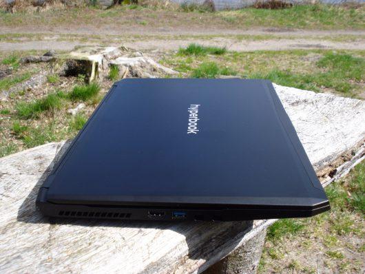 NERDHUB - Hyperbook SL503VR – recenzja mocnego laptopa gamingowego z GTX 1060 i G-Sync 3