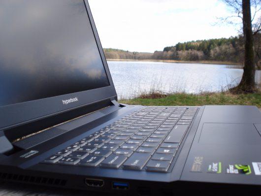 NERDHUB - Hyperbook SL503VR – recenzja mocnego laptopa gamingowego z GTX 1060 i G-Sync 5