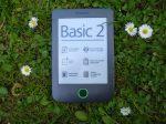PocketBook Basic 2 recenzja prostego, taniego czytnika e-booków